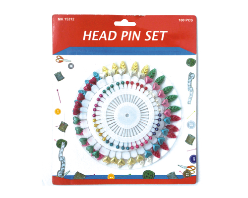 Head Pin Set